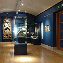 School of Oriental and African Studies - to create 'The Foyle Special Collections Gallery' a permanent display of 'the hidden treasures' of SOAS in the Brunei Gallery