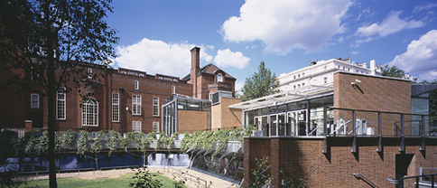 Royal Geographical Society - towards the